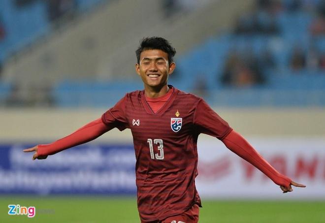 U23 Thai Lan de bep Brunei 8-0, gay suc ep toi Viet Nam hinh anh 25