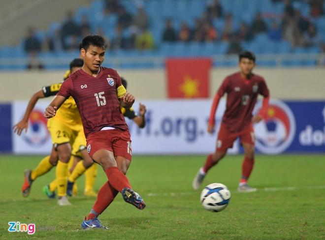 U23 Thai Lan de bep Brunei 8-0, gay suc ep toi Viet Nam hinh anh 29