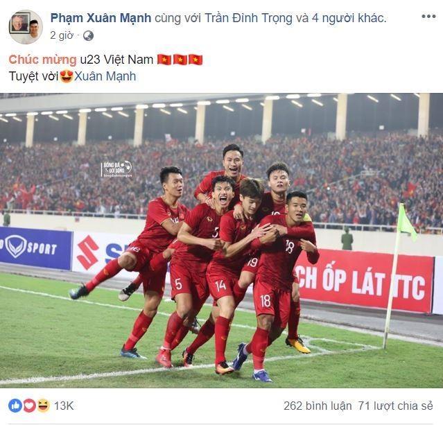 Quang Hai cung dong doi ngat ngay sau tran thang lich su hinh anh 7