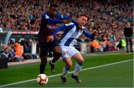 Messi toa sang giup Barca danh bai Espanyol 2-0 hinh anh 15