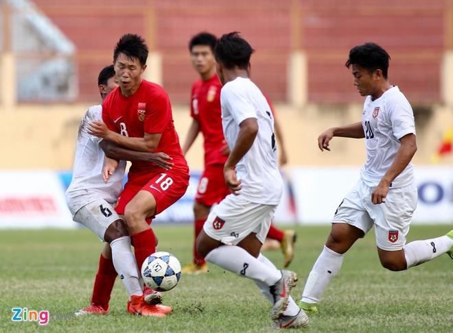 U19 Viet Nam anh 14