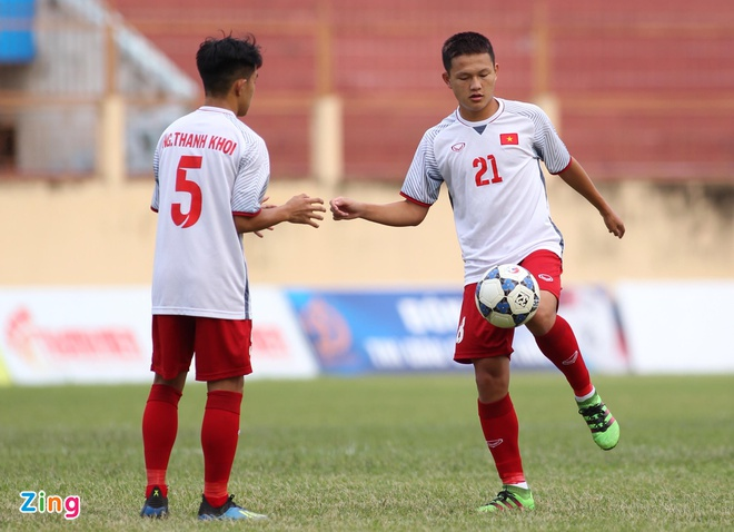 U19 Viet Nam anh 5