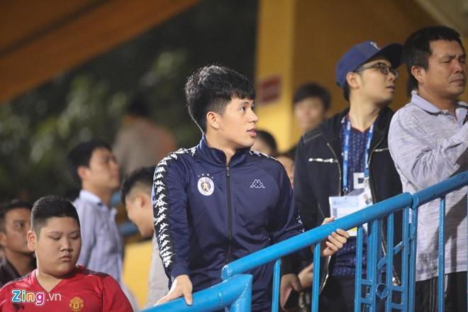 CLB Ha Noi vs SLNA anh 2