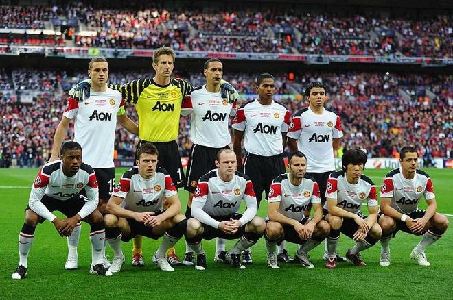 Doi hinh Man Utd bi Messi danh bai nam 2011 gio o dau? hinh anh 1