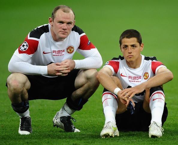 Doi hinh Man Utd bi Messi danh bai nam 2011 gio o dau? hinh anh 12
