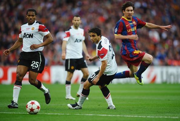 Doi hinh Man Utd bi Messi danh bai nam 2011 gio o dau? hinh anh 3