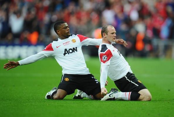 Doi hinh Man Utd bi Messi danh bai nam 2011 gio o dau? hinh anh 6