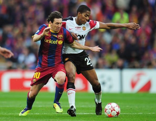 Doi hinh Man Utd bi Messi danh bai nam 2011 gio o dau? hinh anh 7