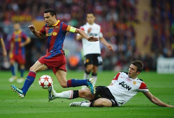 Doi hinh Man Utd bi Messi danh bai nam 2011 gio o dau? hinh anh 8