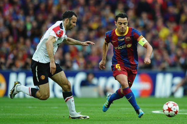 Doi hinh Man Utd bi Messi danh bai nam 2011 gio o dau? hinh anh 9