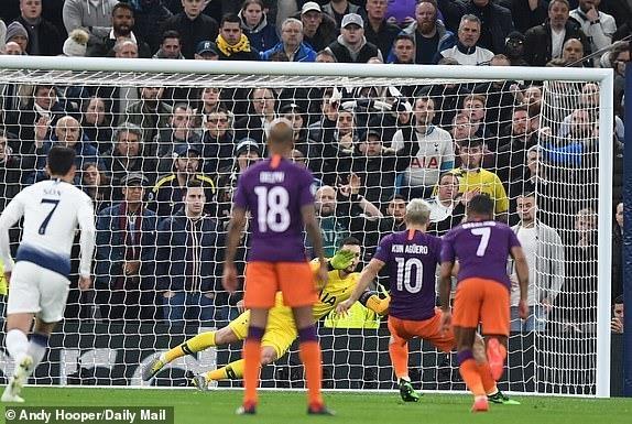truc tiep Man City vs Tottenham anh 17