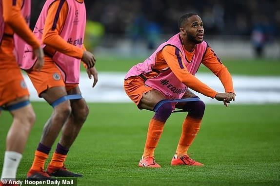 truc tiep Man City vs Tottenham anh 14