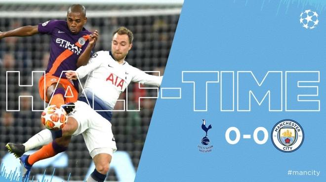 truc tiep Man City vs Tottenham anh 22
