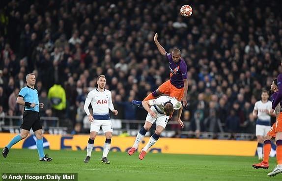 truc tiep Man City vs Tottenham anh 21