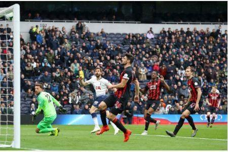 Lucas Moura lap hat-trick giup Tottenham de bep Huddersfield 4-0 hinh anh 21
