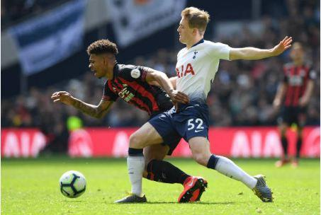 Lucas Moura lap hat-trick giup Tottenham de bep Huddersfield 4-0 hinh anh 24