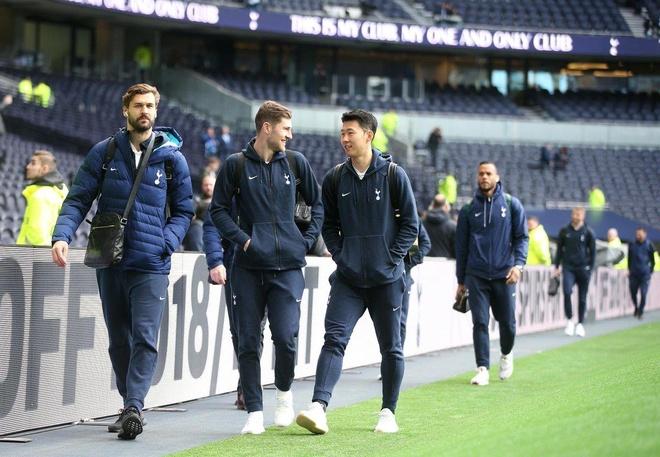 Lucas Moura lap hat-trick giup Tottenham de bep Huddersfield 4-0 hinh anh 9