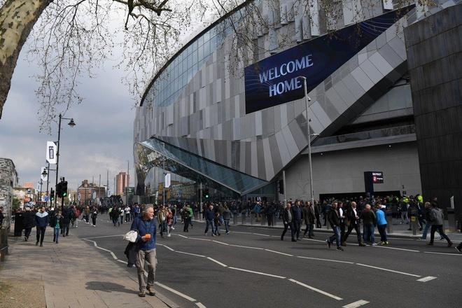 Lucas Moura lap hat-trick giup Tottenham de bep Huddersfield 4-0 hinh anh 7