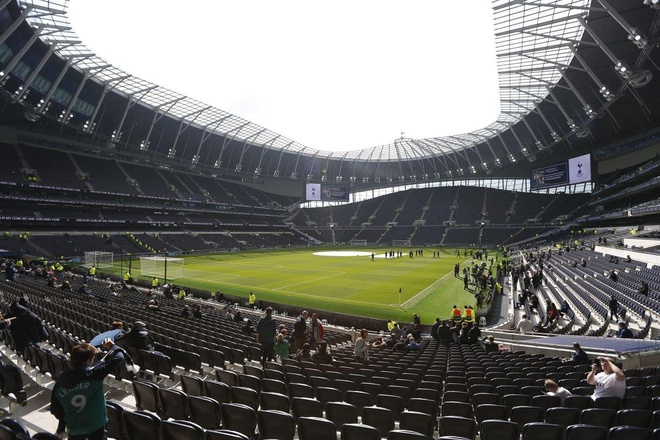 Lucas Moura lap hat-trick giup Tottenham de bep Huddersfield 4-0 hinh anh 8