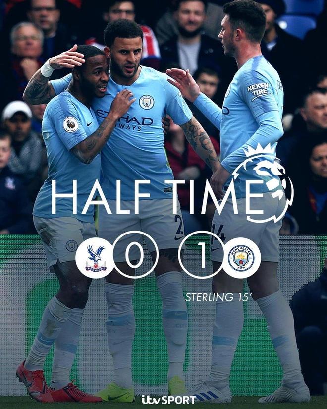 Sterling toa sang giup Man City thang Crystal Palace hinh anh 15