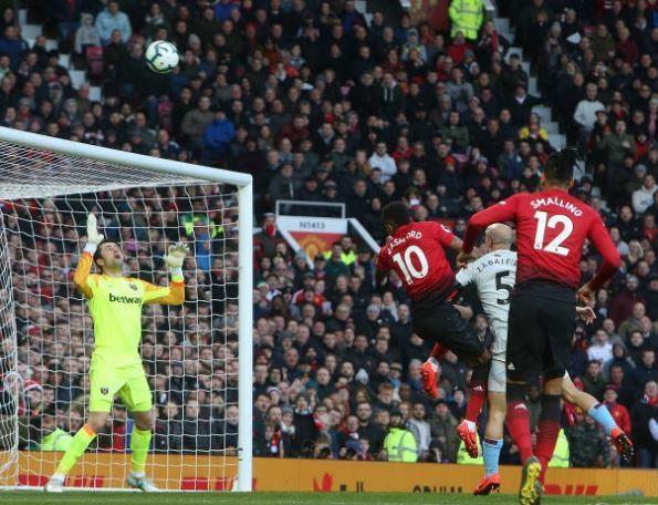 Man Utd 2-1 West Ham: Pogba lap cu dup tren cham 11 m hinh anh 26