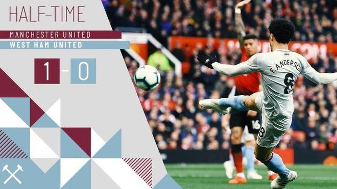 Man Utd 2-1 West Ham: Pogba lap cu dup tren cham 11 m hinh anh 22