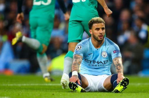 Ghi 4 ban o luot ve, Man City van phai chia tay Champions League hinh anh 2