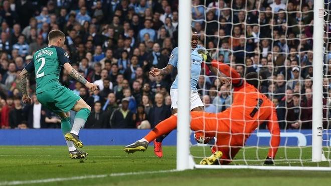 Ghi 4 ban o luot ve, Man City van phai chia tay Champions League hinh anh 19