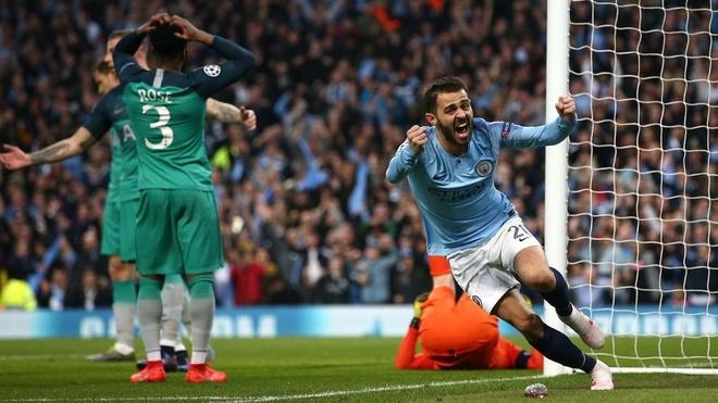 Ghi 4 ban o luot ve, Man City van phai chia tay Champions League hinh anh 18