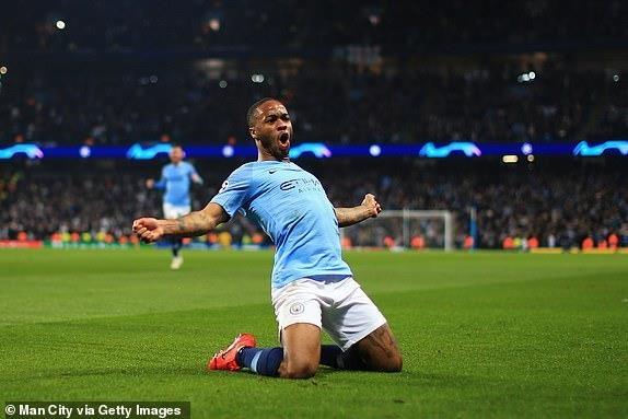 Ghi 4 ban o luot ve, Man City van phai chia tay Champions League hinh anh 29