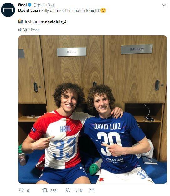 Khoanh khac David Luiz cham mat ban sao khien CDV thich thu hinh anh 5