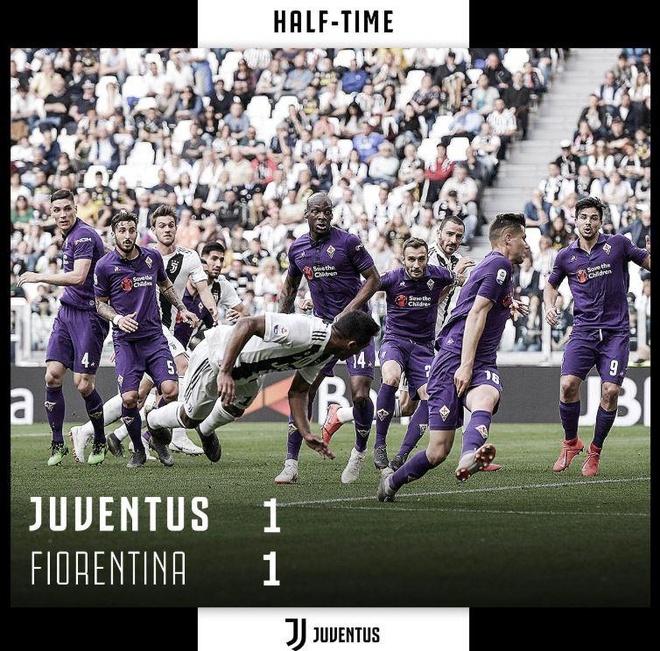 Ha Fiorentina, Ronaldo cung Juventus vo dich Serie A som 5 vong hinh anh 14