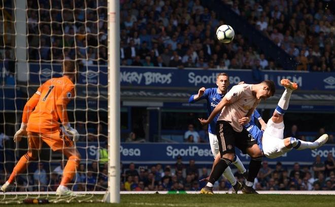 Xem lại Everton vs Manchester United, 19h30 ngày 21/4 (Ngoại hạng Anh)