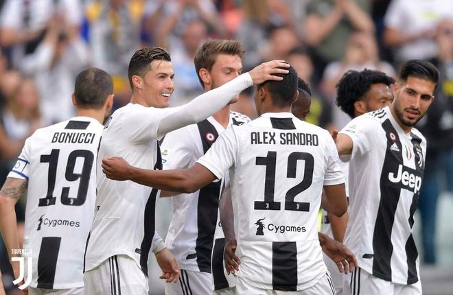 Ha Fiorentina, Ronaldo cung Juventus vo dich Serie A som 5 vong hinh anh 18