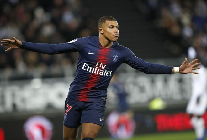Mbappe chay nhanh hon Usain Bolt truoc khi xe luoi Monaco hinh anh 1