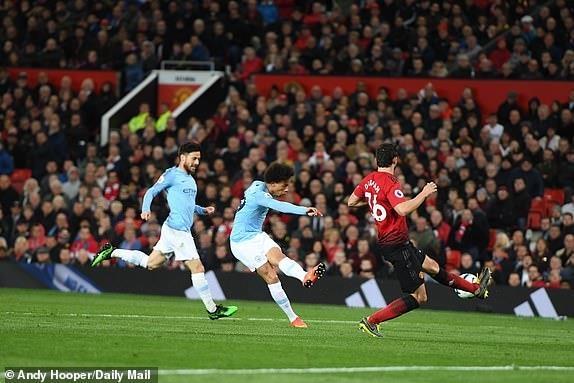 De Gea bi so sanh voi 'Lord Karius' sau sai lam o derby Manchester hinh anh 1