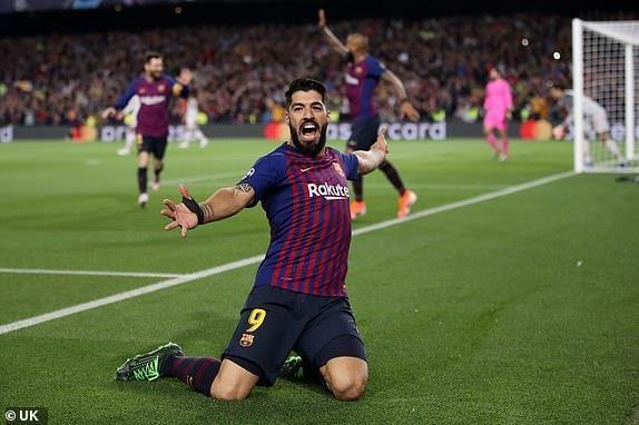 Messi lap cu dup, Barca nhan chim Liverpool tren san nha hinh anh 1