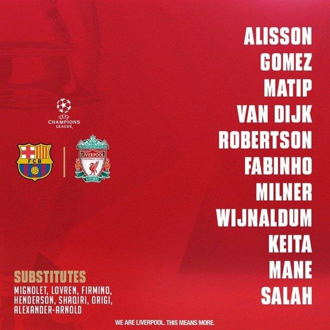 Messi lap cu dup, Barca nhan chim Liverpool tren san nha hinh anh 7