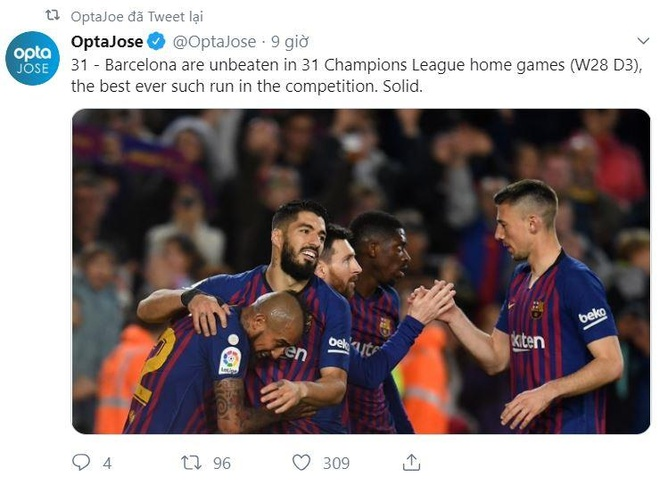 Messi lap cu dup, Barca nhan chim Liverpool tren san nha hinh anh 11