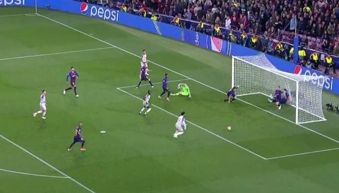 Messi lap cu dup, Barca nhan chim Liverpool tren san nha hinh anh 28