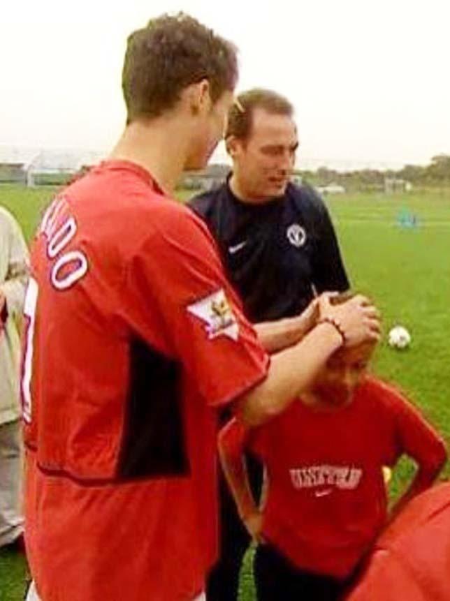 Lingard uoc Ronaldo tro lai Man Utd hinh anh 1
