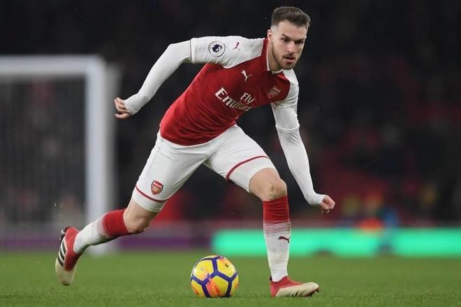 Ramsey bat khoc trong ngay chia tay san Emirates hinh anh 8