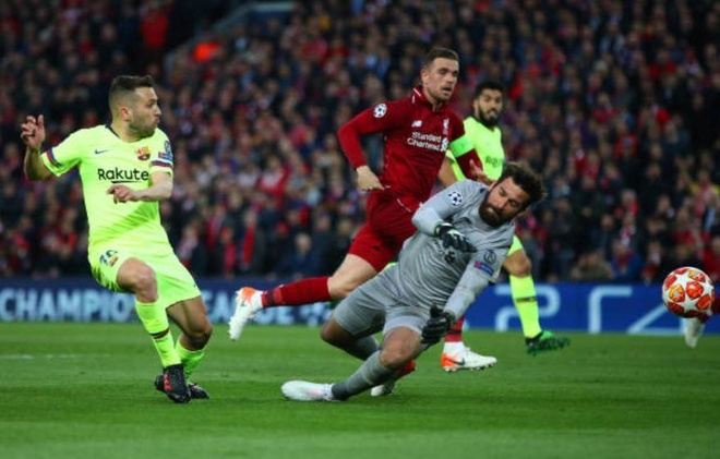Cham diem Liverpool 4-0 Barca: Mot minh Messi la khong du hinh anh 1