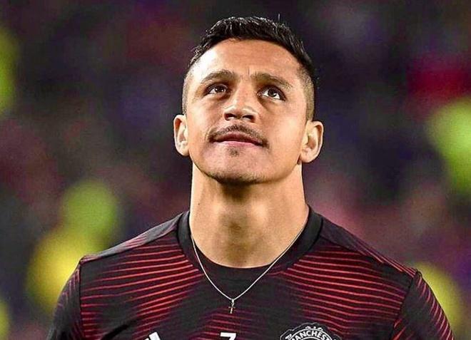 Sanchez gui tam thu xin loi CDV MU sau mua giai bet bat hinh anh 1