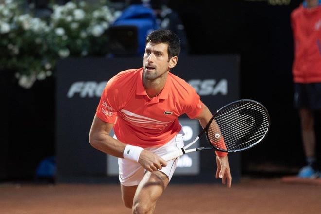 Thang Djokovic, Nadal xac lap ky luc khi vo dich Rome Masters hinh anh 17