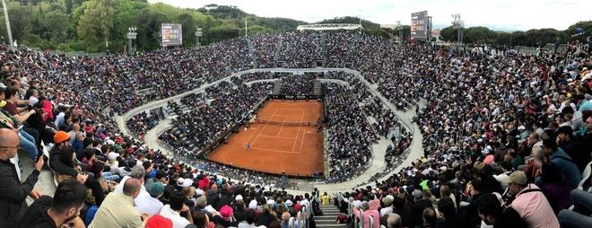 Thang Djokovic, Nadal xac lap ky luc khi vo dich Rome Masters hinh anh 20
