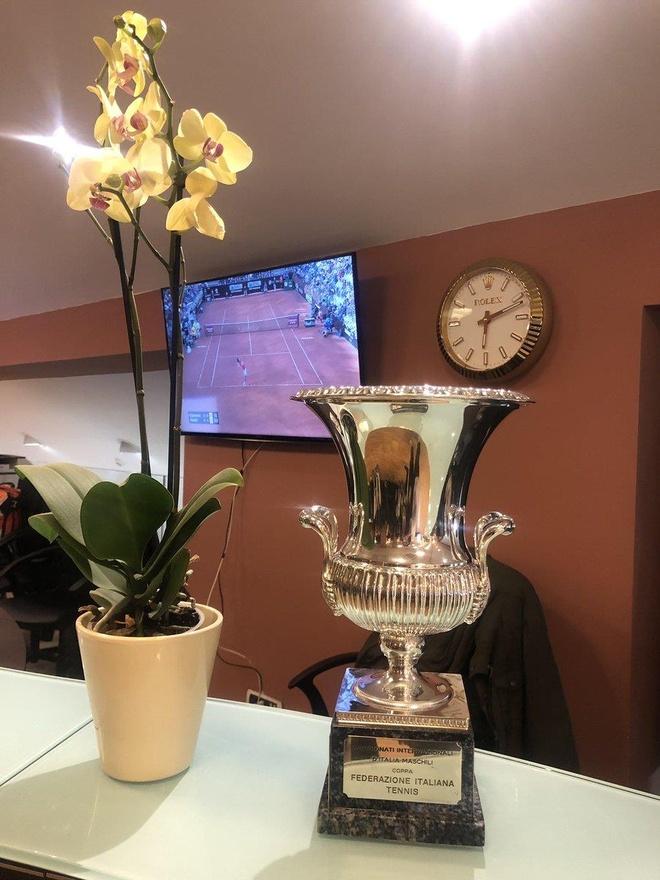 Thang Djokovic, Nadal xac lap ky luc khi vo dich Rome Masters hinh anh 21