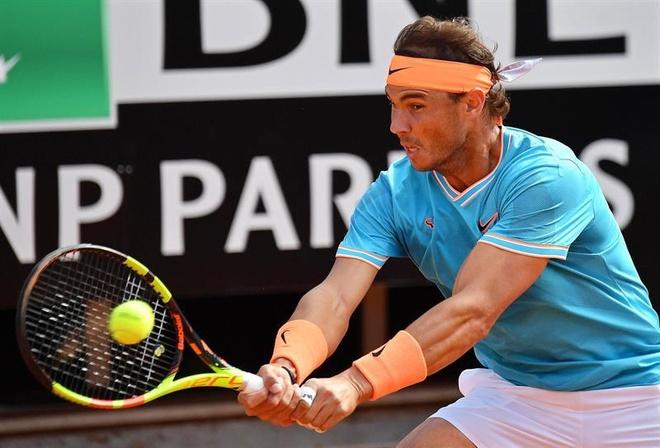 Thang Djokovic, Nadal xac lap ky luc khi vo dich Rome Masters hinh anh 22