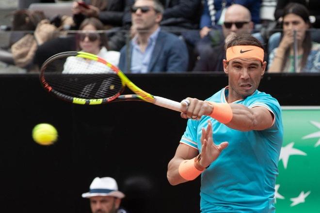 Thang Djokovic, Nadal xac lap ky luc khi vo dich Rome Masters hinh anh 8