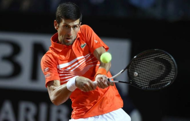 Thang Djokovic, Nadal xac lap ky luc khi vo dich Rome Masters hinh anh 6